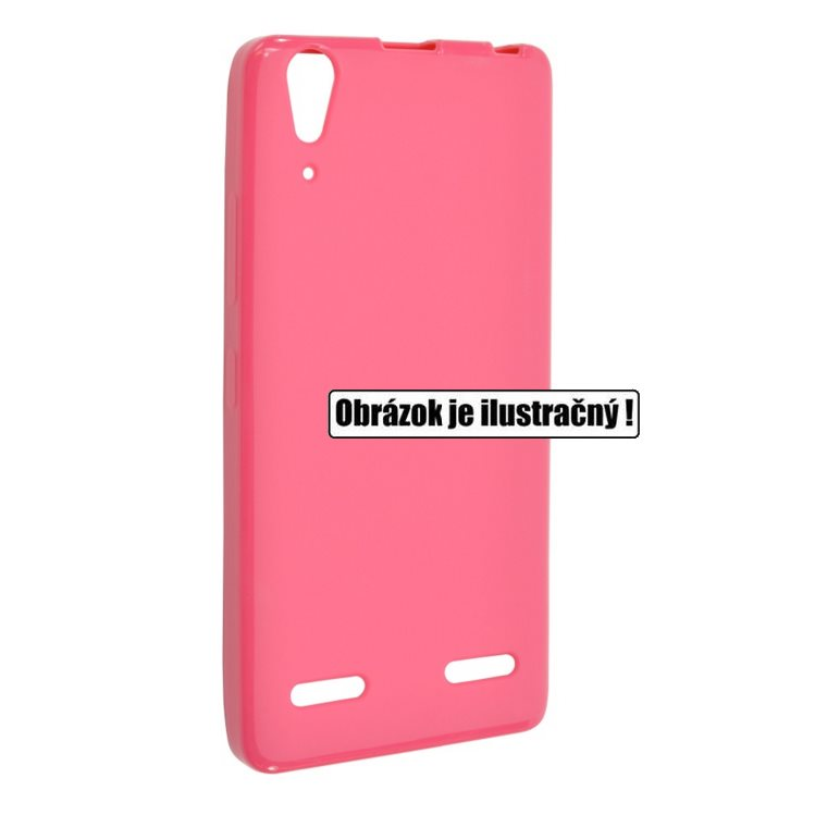 Silikonové puzdro Fixed TPU pre Samsung Galaxy Core Prime - G360F, Pink