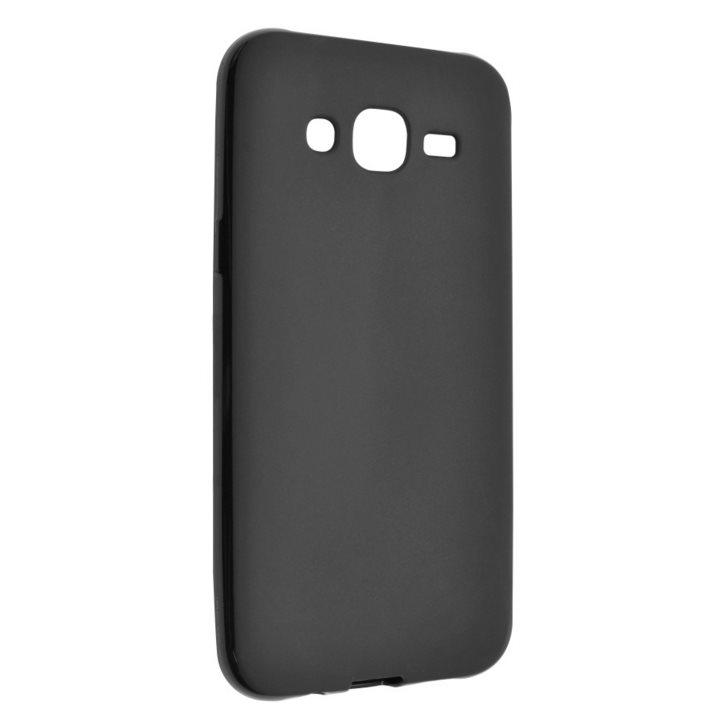 Silikonové puzdro Fixed TPU pre Samsung Galaxy J5 - J500, Black