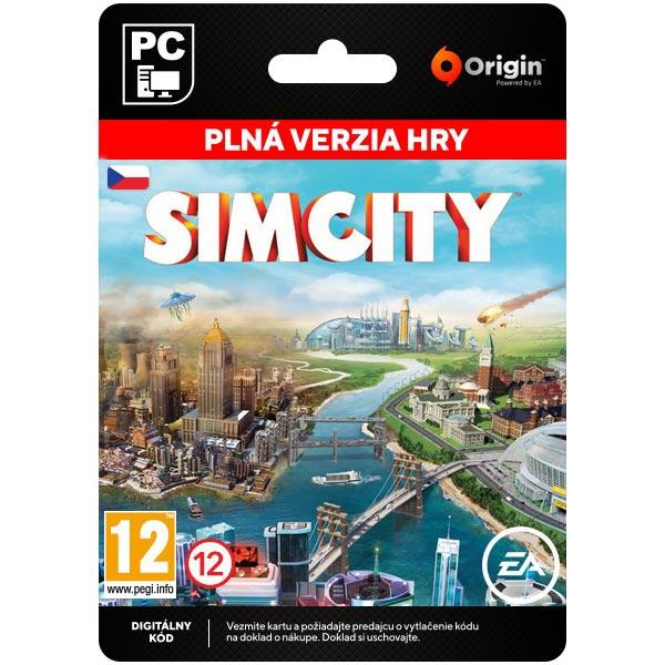 SimCity CZ [Origin]