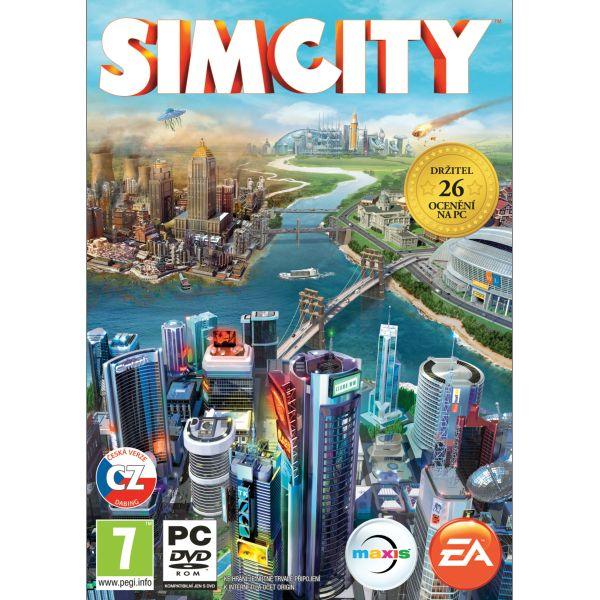 SimCity CZ