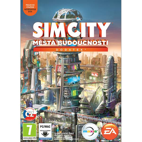 SimCity: Mestá budúcnosti CZ