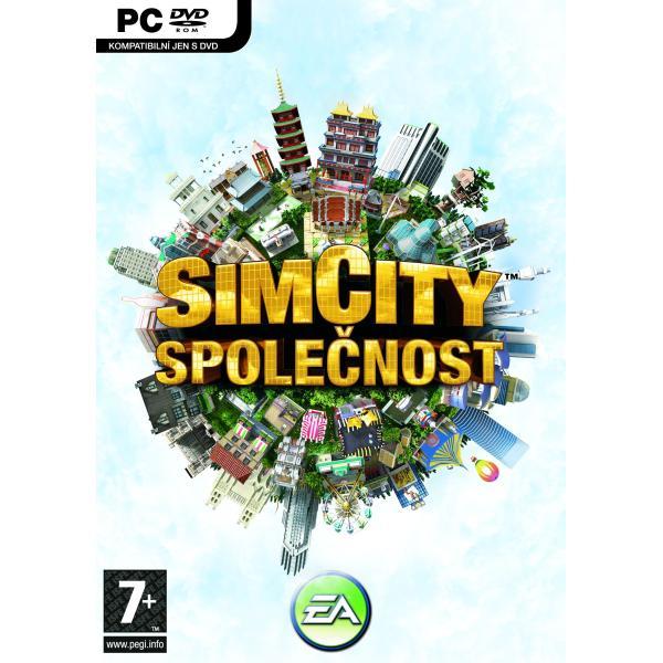 SimCity Spoločnosť CZ