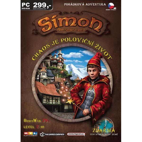 Simon the Sorcerer: Chaos je polovièný život CZ
