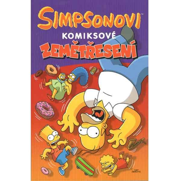 Simpsonovi: Komiksové zemìtøesení