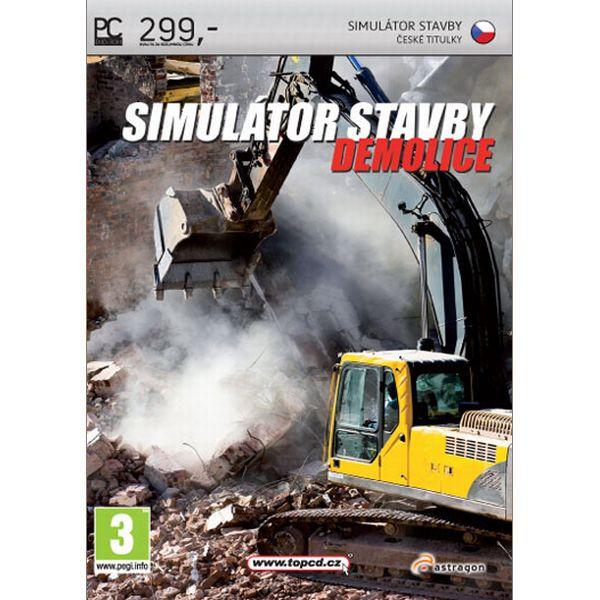 Simulátor stavby: Demolácie CZ