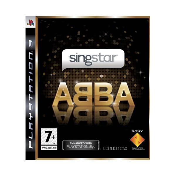 SingStar: ABBA + mikrofóny PS3