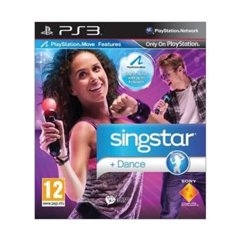 SingStar Dance [PS3] - BAZ�R (pou�it� tovar)