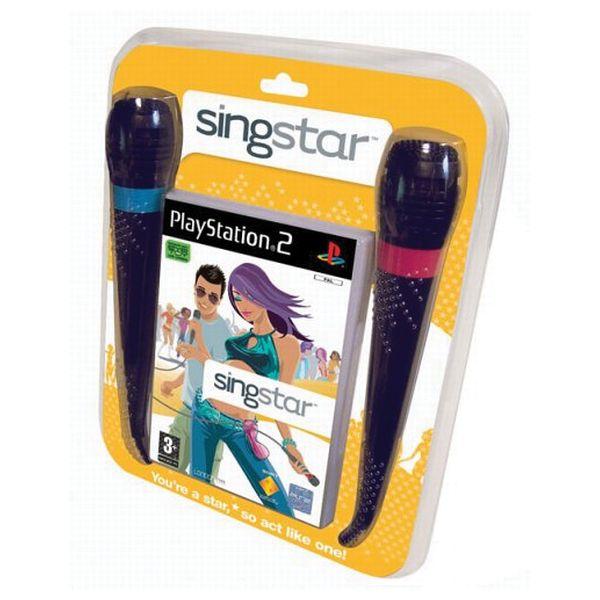 SingStar [PS2] - BAZÁR (použitý tovar)