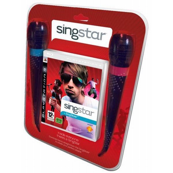 SingStar + mikrofóny PS3
