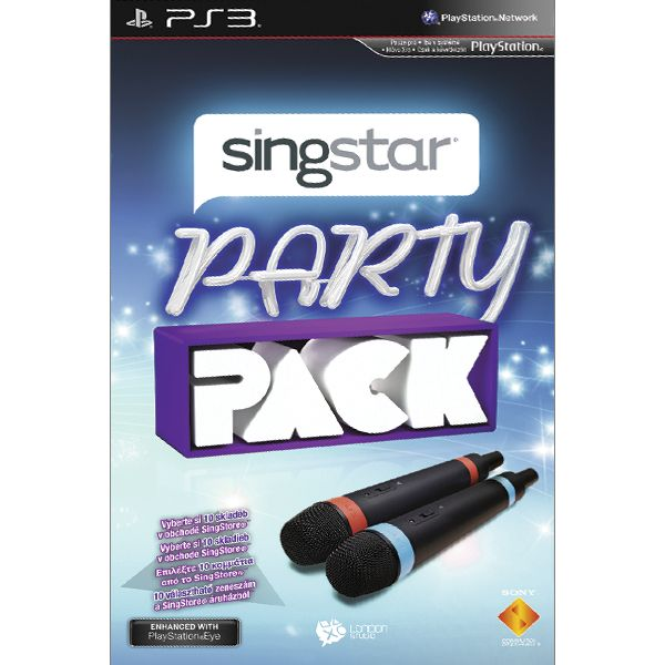SingStar Party Pack + mikrof�ny