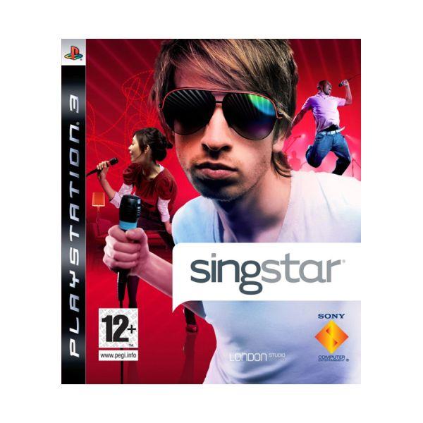 SingStar PS3 - BAZÁR (použitý tovar)