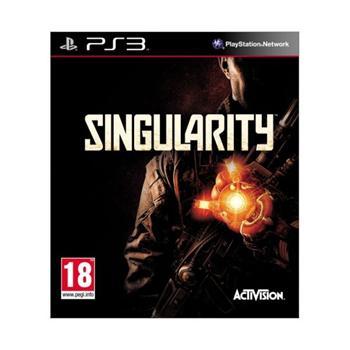 Singularity-PS3 - BAZÁR (použitý tovar)