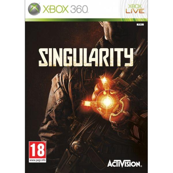 Singularity [XBOX 360] - BAZÁR (použitý tovar)