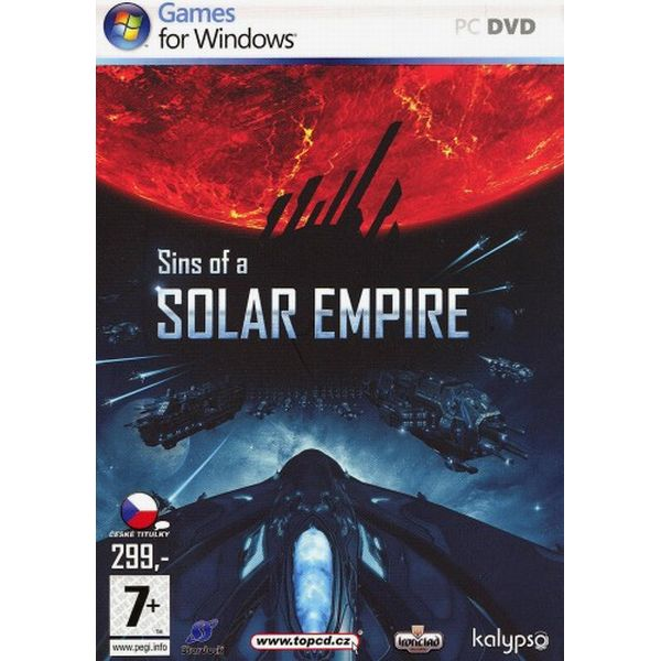 Sins of a Solar Empire CZ
