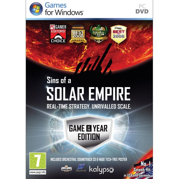 Sins of a Solar Empire (Game of the Year Edition)