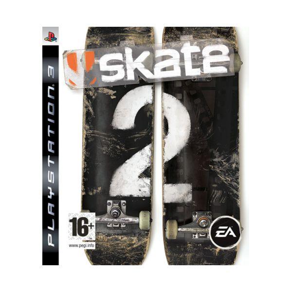 Skate 2 [PS3] - BAZÁR (použitý tovar)