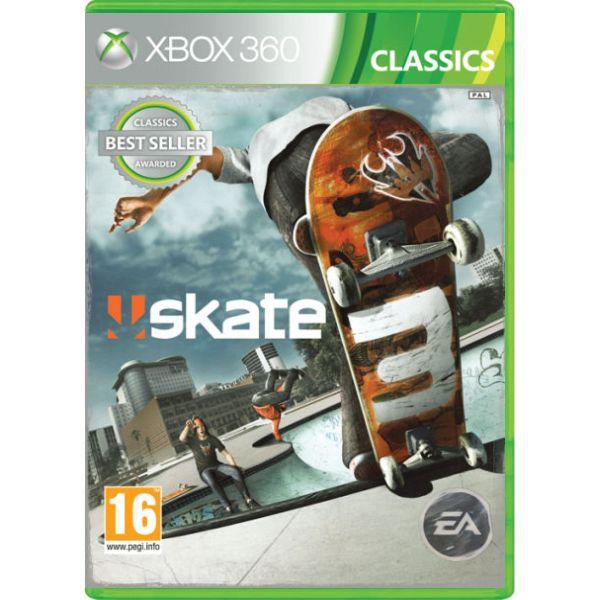 Skate 3 [XBOX 360] - BAZÁR (použitý tovar)