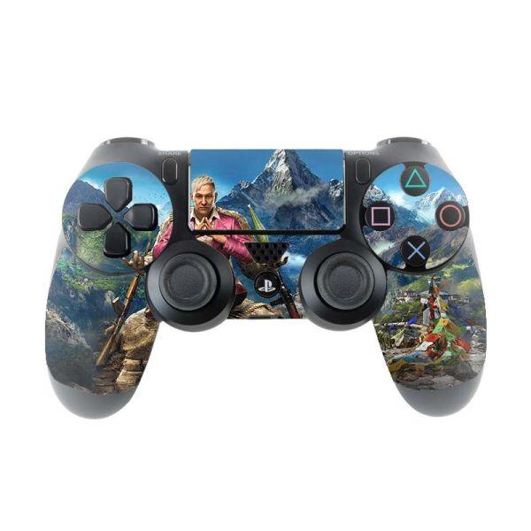 Skin na Dualshock 4 s motívom hry Far Cry 4