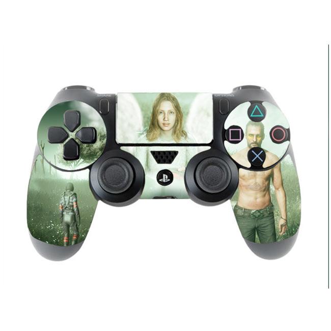 Skin na Dualshock 4 s motívom hry Far Cry 5 v3
