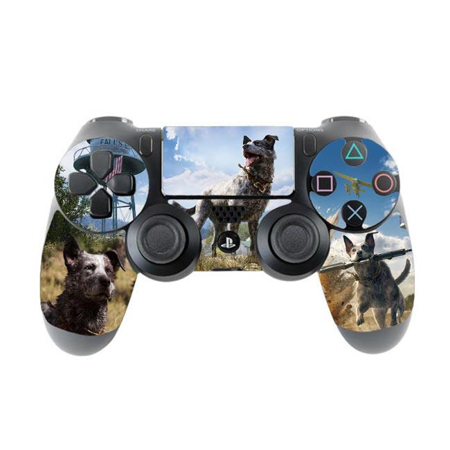 Skin na Dualshock 4 s motívom hry Far Cry 5 v4