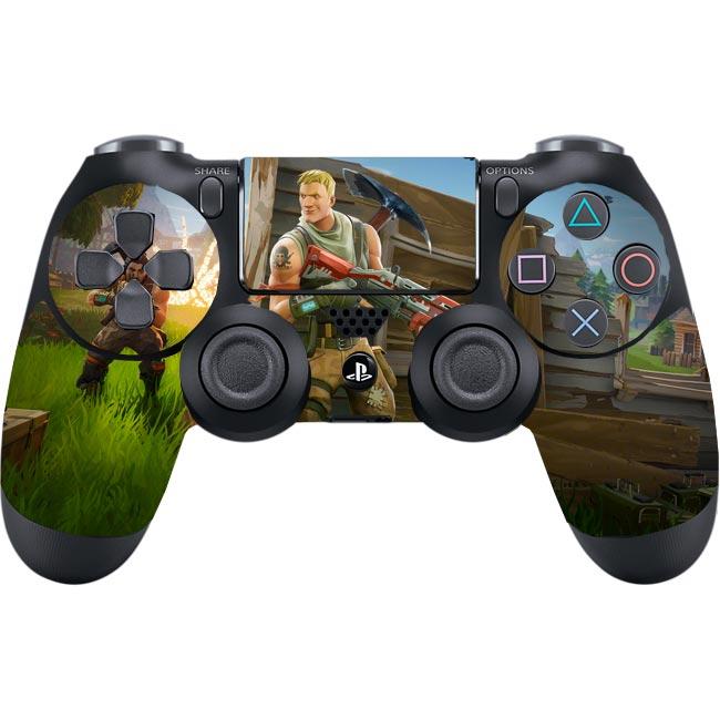 Skin na Dualshock 4 s motívom hry Fortnite