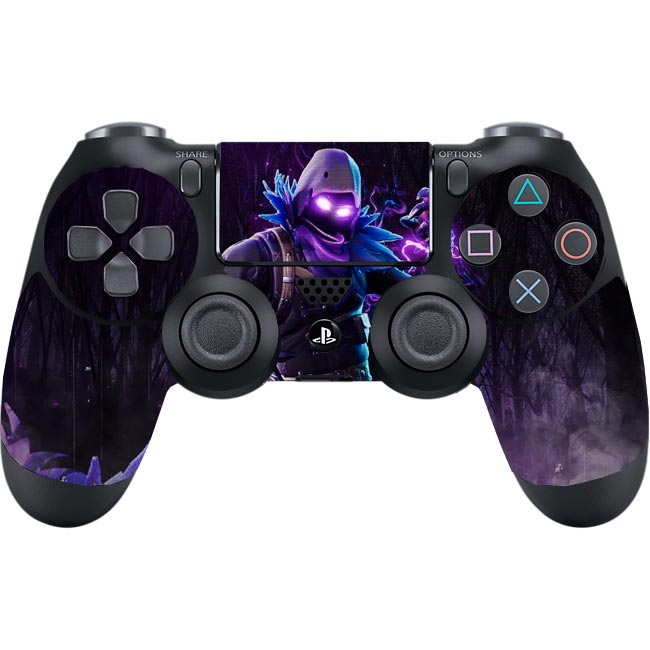 Skin na Dualshock 4 s motívom hry Fortnite v2