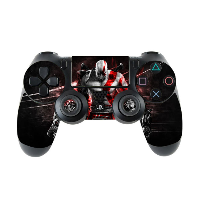 Skin na Dualshock 4 s motívom hry God of War 3: Remastered