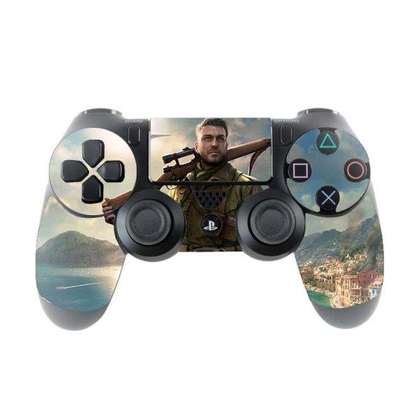 Skin na Dualshock 4 s motívom hry Sniper Elite 4