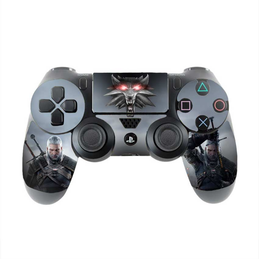 Skin na Dualshock 4 s motívom hry Zaklínaè 3: Divoký hon