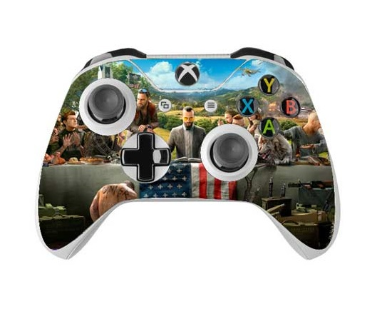 how to use controller in far cry 5