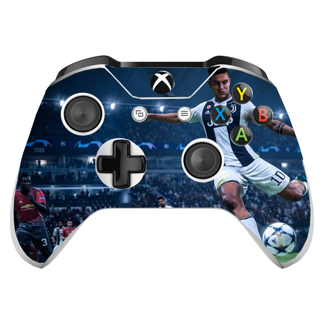 Skin na Xbox One Controller s motívom hry FIFA 19