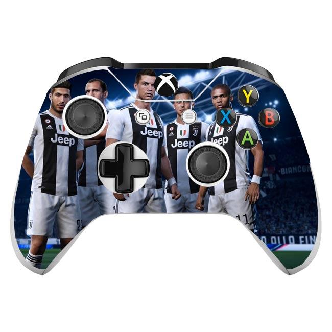 Skin na Xbox One Controller s motívom hry FIFA 19 v2
