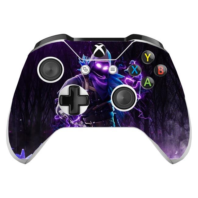 Skin na Xbox One Controller s motívom hry Fortnite v5