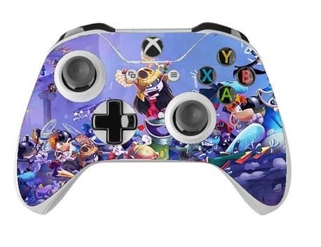 Skin na Xbox One Controller s motívom hry Rayman: Legends