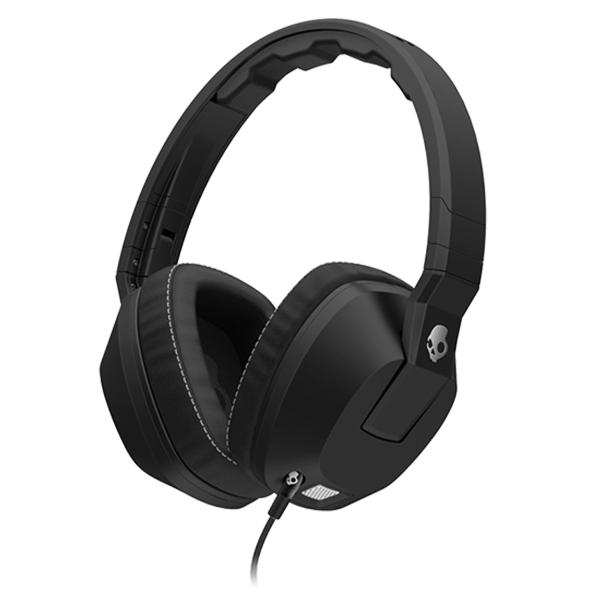 Skullcandy Crusher with Microphone, black