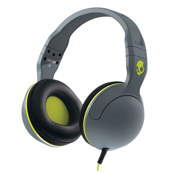 Skullcandy Hesh 2, gray/hot lime