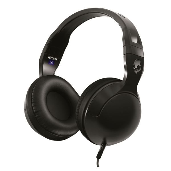 Skullcandy Hesh 2 with Microphone, black/black