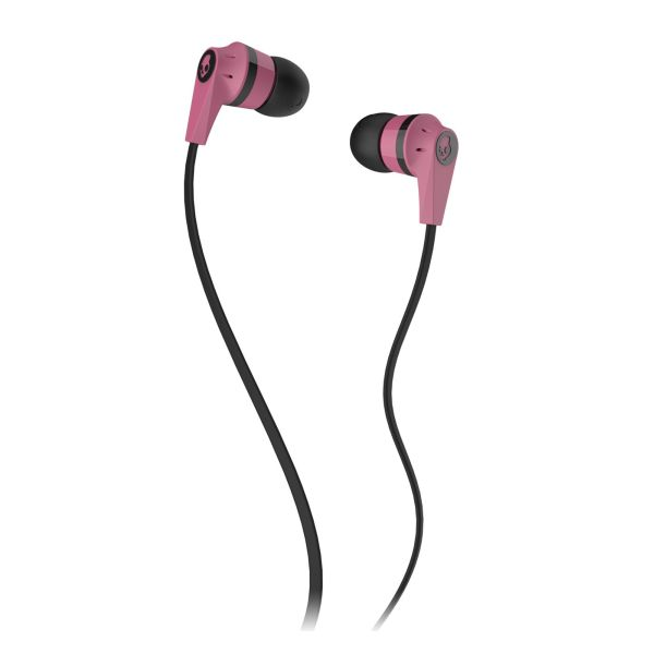 Skullcandy Ink�d 2, pink/black