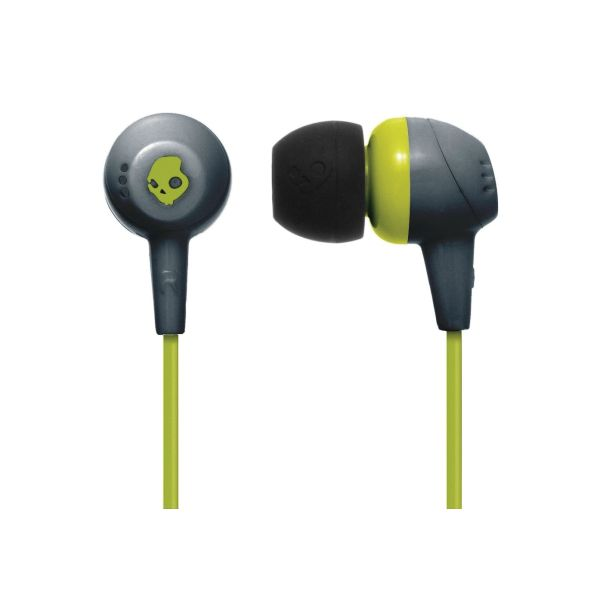 Skullcandy Jib, grey/hot lime