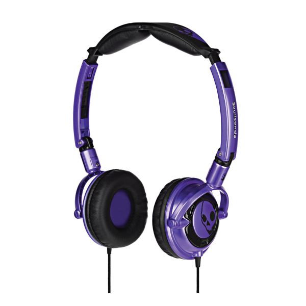 Skullcandy Lowrider SC, purple/black