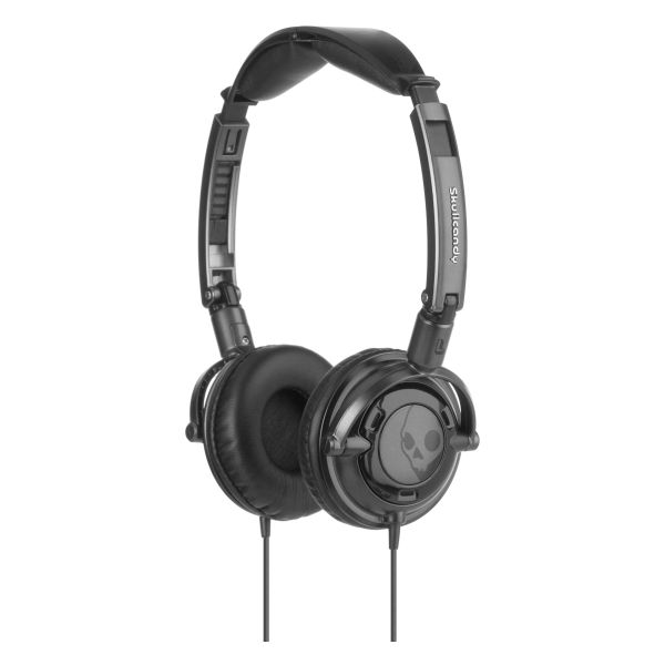 Skullcandy Lowrider with Microphone, black-black