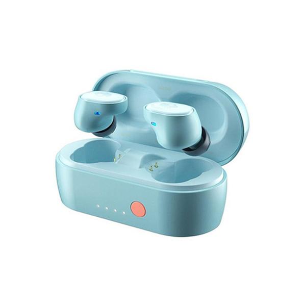 Skullcandy Sesh Evo True Wireless Earbuds, svetlomodré