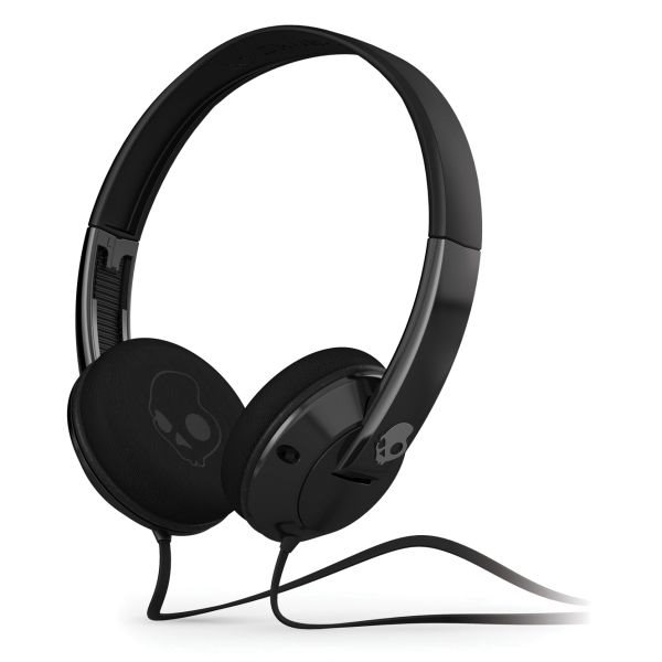 Skullcandy Uprock with Microphone, black