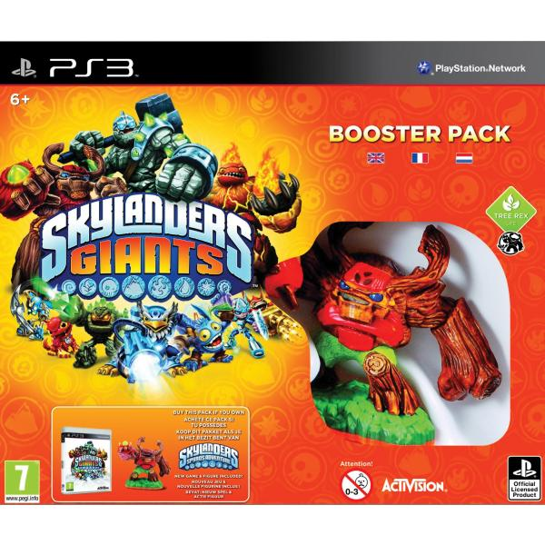 Skylanders Giants (Booster Pack) PS3