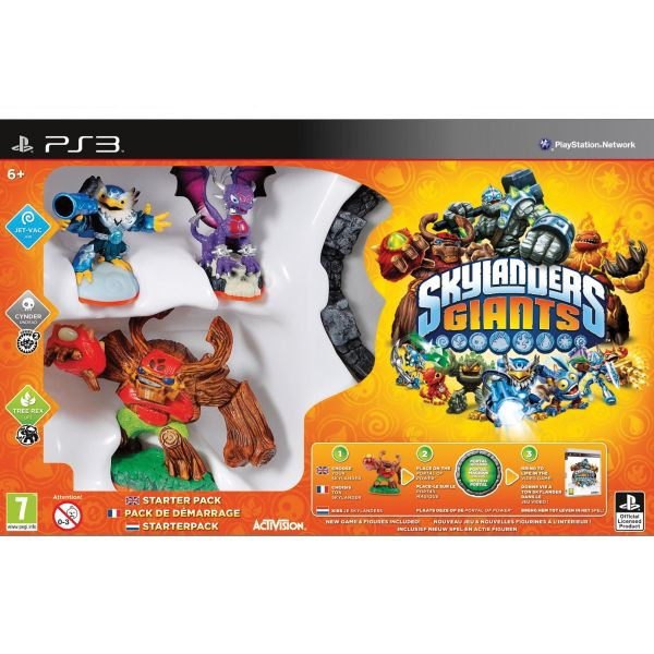 Skylanders Giants (Starter Pack) PS3