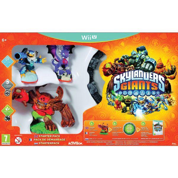 Skylanders Giants (Starter Pack) Wii U