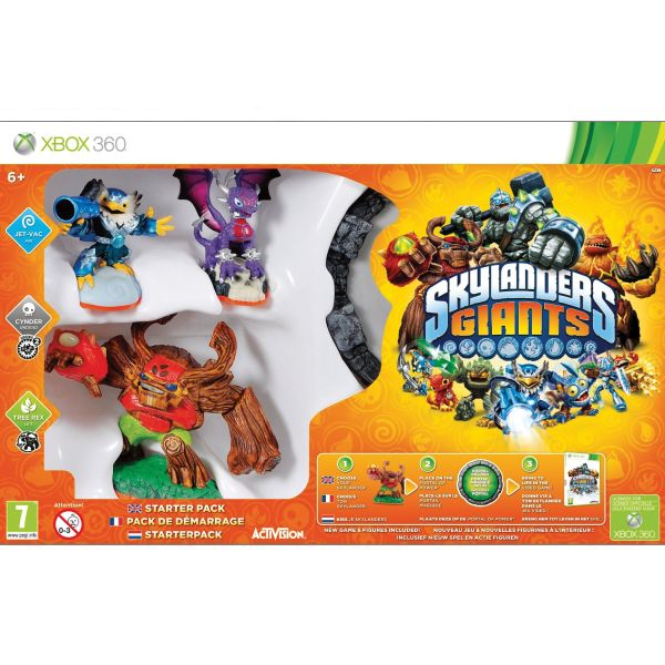Skylanders Giants (Starter Pack) XBOX 360