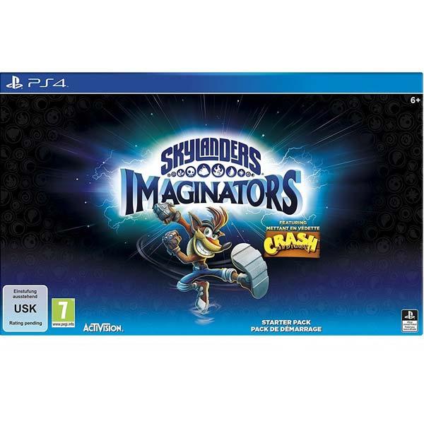 Skylanders Imaginators (Crash Limited Edition) PS4