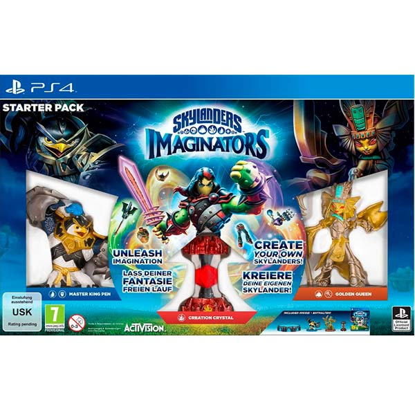 Skylanders Imaginators (Starter Pack)