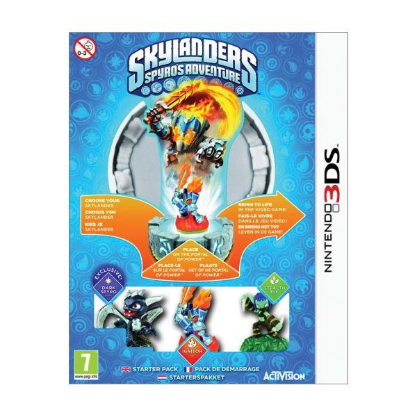 Skylanders: Spyro's Adventure (Starter Pack)